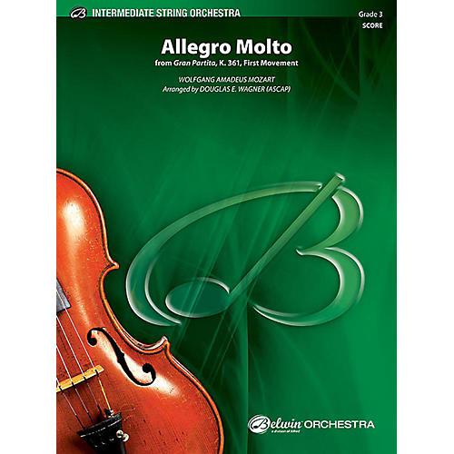 Alfred Allegro Molto String Orchestra Grade 3 Set