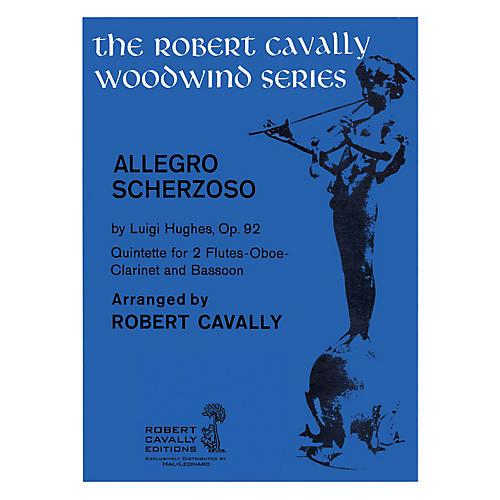 Cavally Editions Allegro Scherzoso, Op. 92 Robert Cavally Editions Series Arranged by Robert Cavally
