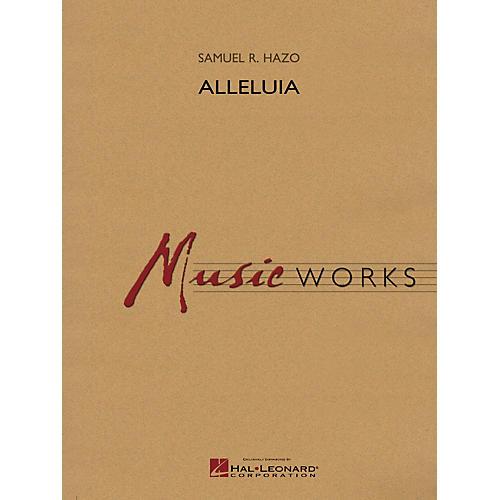 Hal Leonard Alleluia - Music Works Series Grade 5