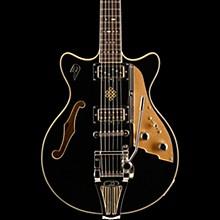 Duesenberg USA Alliance Joe Walsh Semi-Hollow Electric Guitar Black
