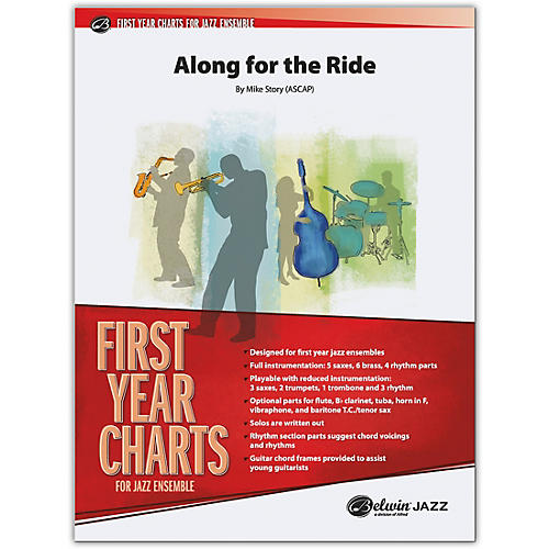 BELWIN Along for the Ride Conductor Score 1 (Easy)