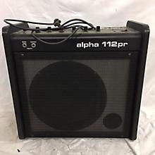 Sunn Alpha 122pr Guitar Combo Amp
