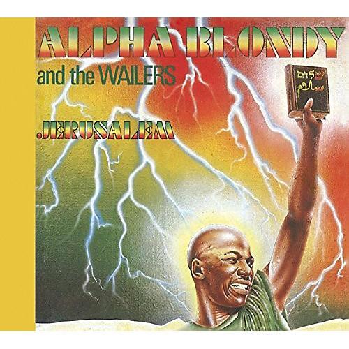 Alliance Alpha Blondy - Jerusalem