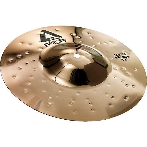 Paiste Alpha Brilliant Metal Splash Cymbal