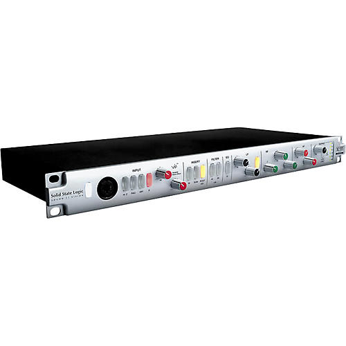 Solid State Logic Alpha Channel