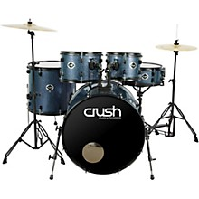 Alpha Complete 5-Piece Drum Set with 22