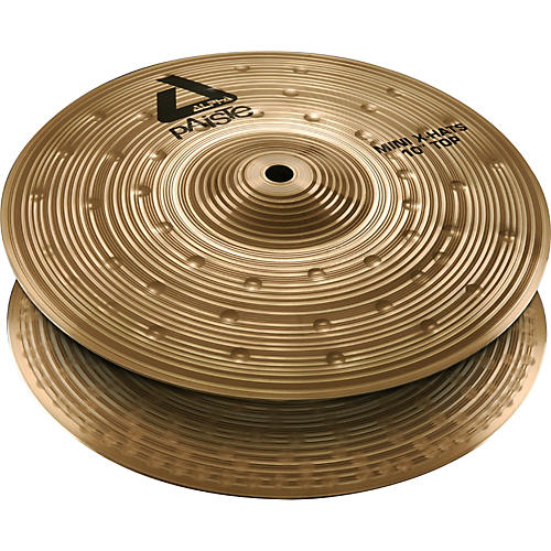 Paiste Alpha Mini X-Hat Cymbal Pair