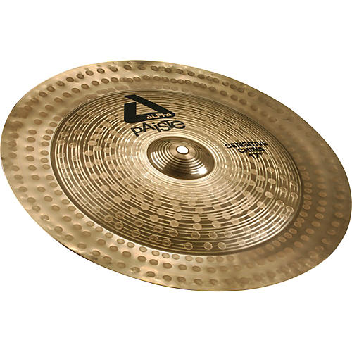 Paiste Alpha Sensitive China Cymbal