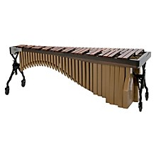 Adams Alpha Series 4.3 Octave Rosewood Marimba with Graphite Rails