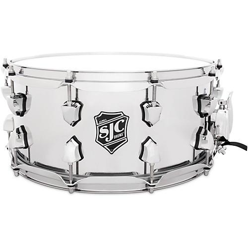 SJC Drums Alpha Steel Snare Drum