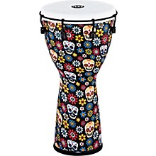 Alpine Synthetic Djembe 10 in. Day of the Dead