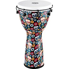 Alpine Synthetic Djembe 12 in. Day of the Dead
