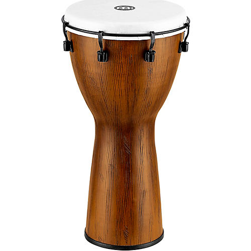 Meinl Alpine Synthetic Djembe in Barnwood Finish
