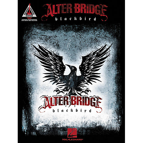 Hal Leonard Alter Bridge - Blackbird (Guitar Tab Songbook)