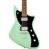 Fender Alternate Reality Meteora HH Electric Guitar Surf Green