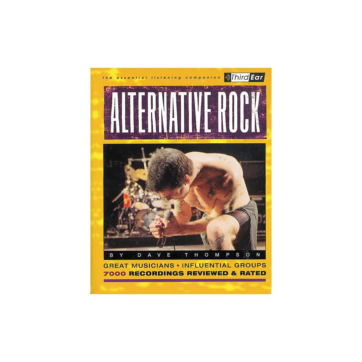 Miller Freeman Alternative Rock Reference Book