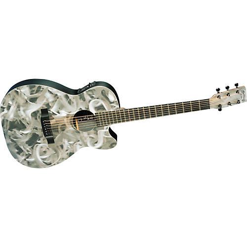 Martin Alternative X Acoustic-Electric Guitar