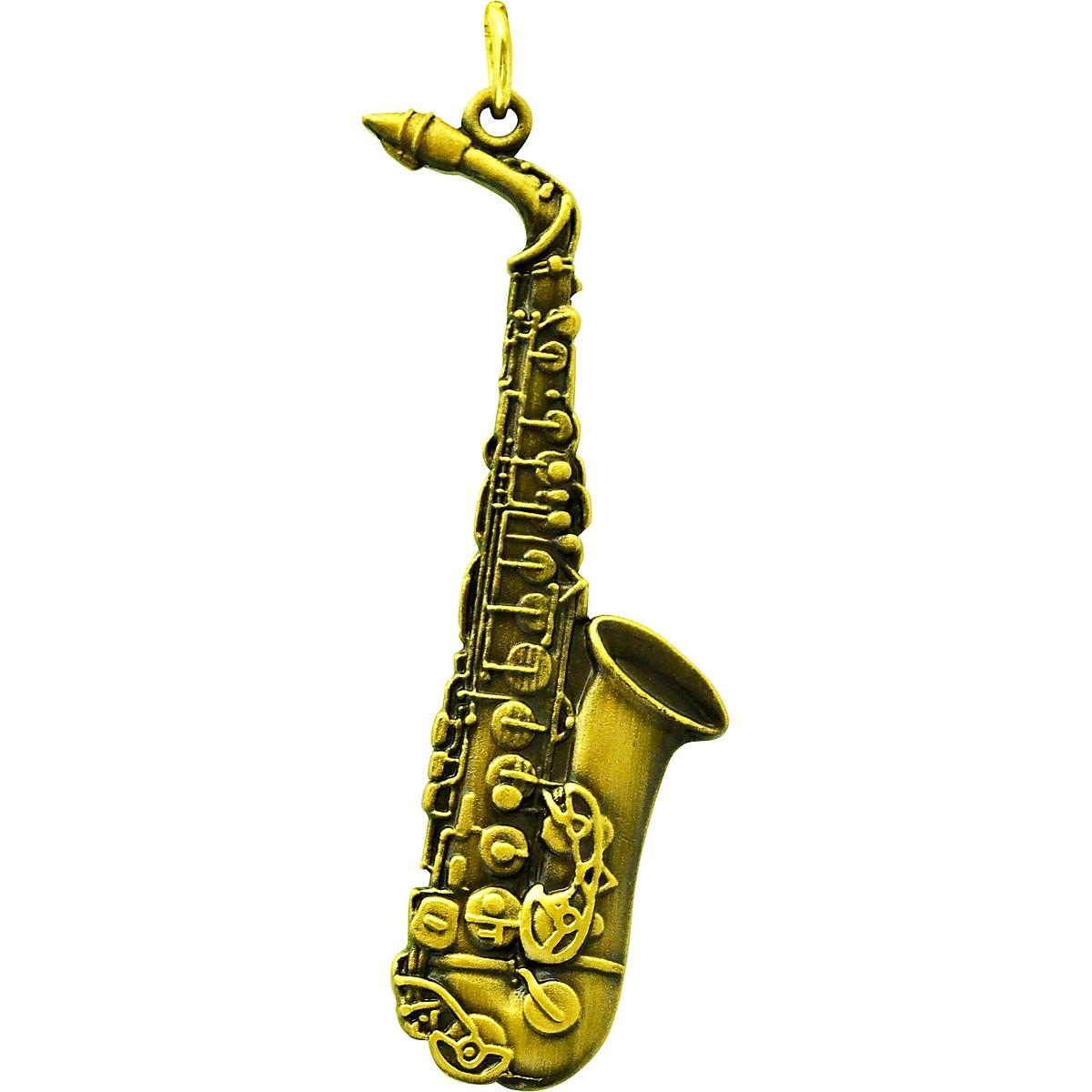 AIM Alto Saxophone Keychain