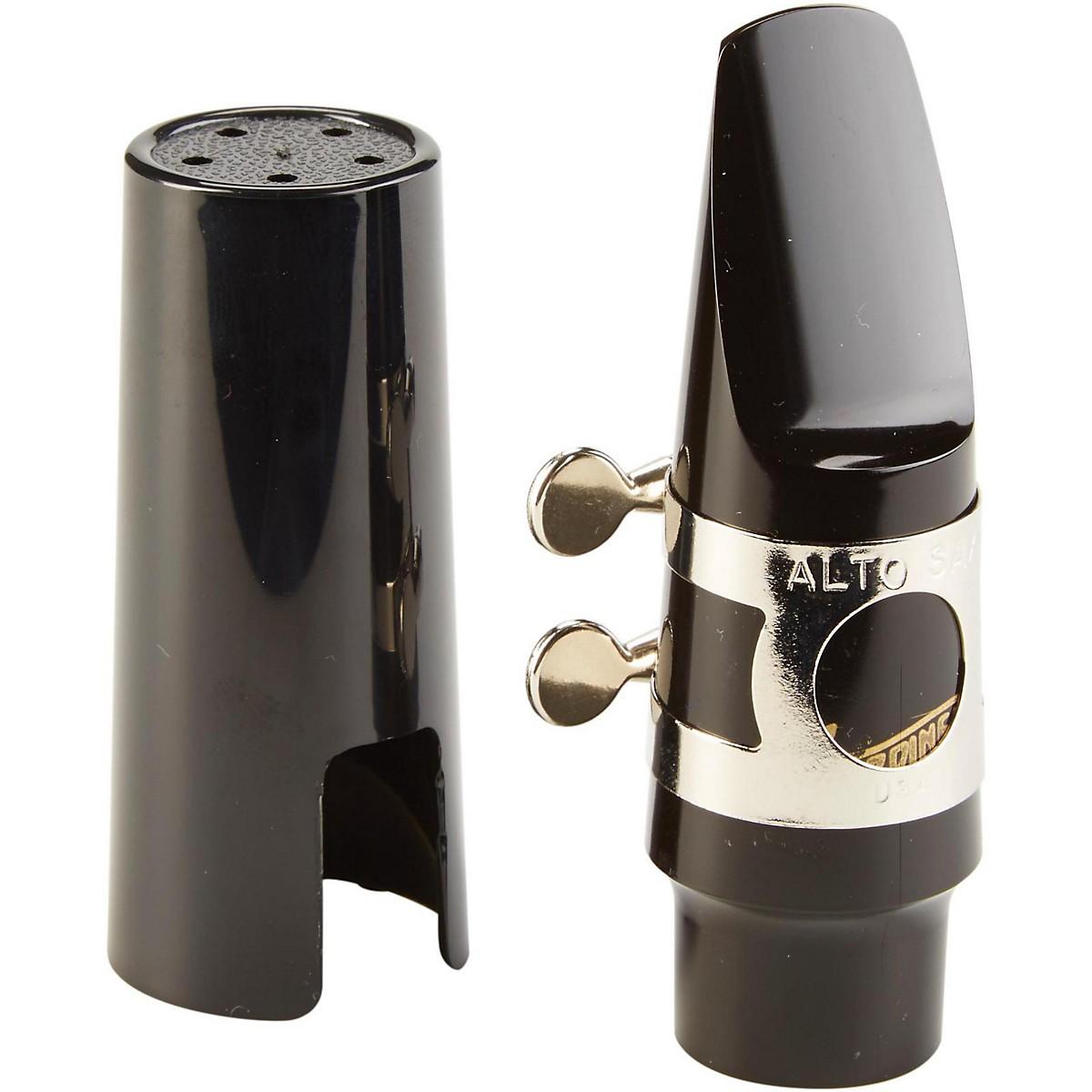 Giardinelli Alto Saxophone Mouthpiece Kit Includes Mpc, Cap & Ligature