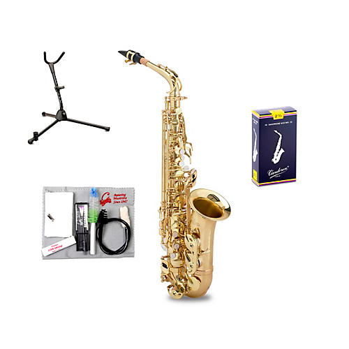 Allora Alto Saxophone Value Pack II