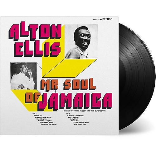 Alliance Alton Ellis - Mr Soul Of Jamaica