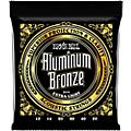 Ernie Ball Aluminum Bronze Extra Light Acoustic Guitar Strings thumbnail