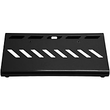 Aluminum Pedal Board - Small with Bag Black