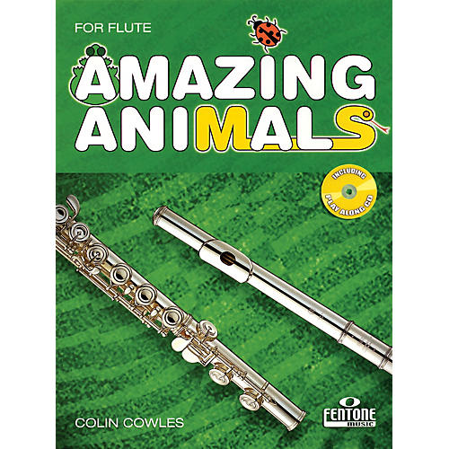 Fentone Amazing Animals (Piano Accompaniment) Fentone Instrumental Books Series