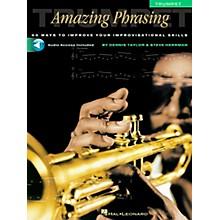 Hal Leonard Amazing Phrasing - Trumpet (Book/Online Audio)