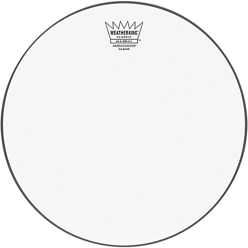 Remo Ambassador Clear Classic Fit Drum Head