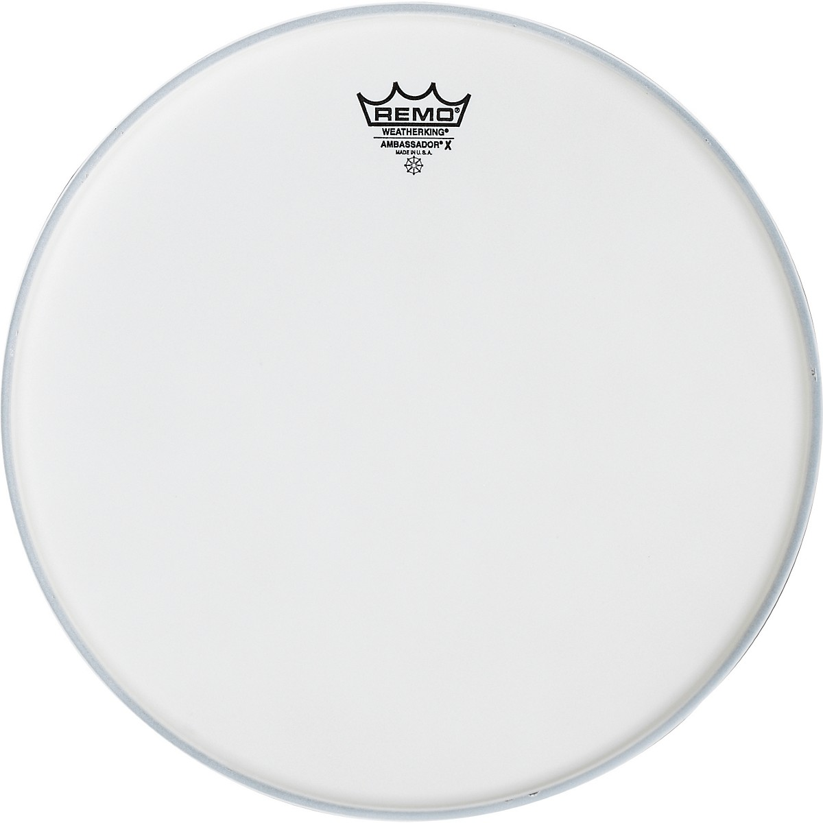 Coated Ambassador Remo 15 Inch Drumhead NOS