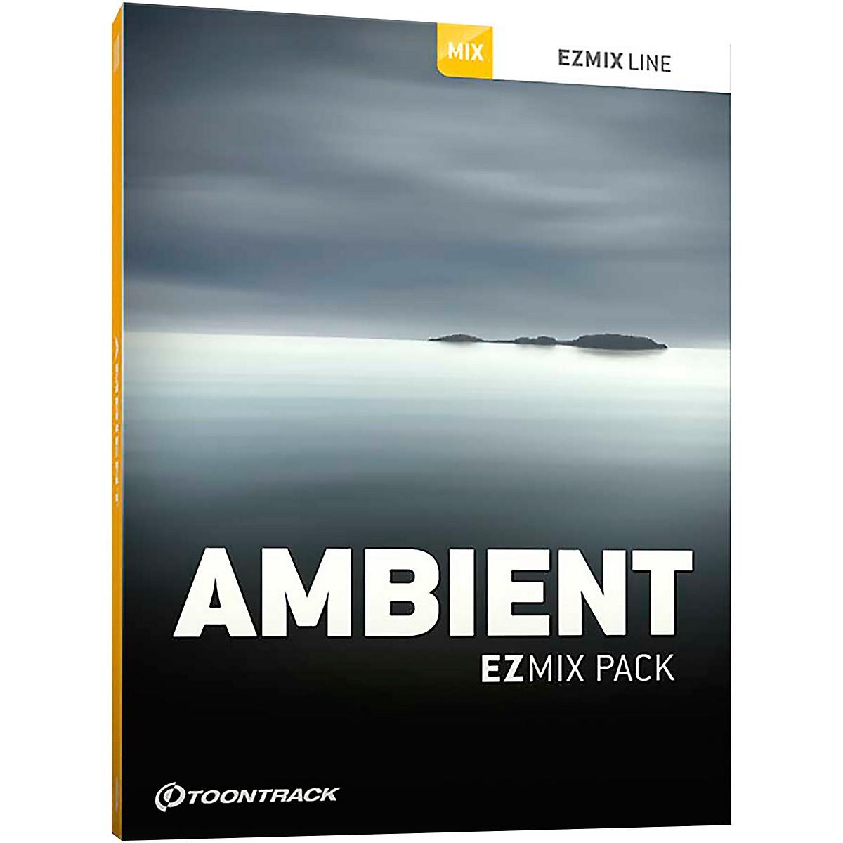 Toontrack Ambient EZMix Pack (Download)