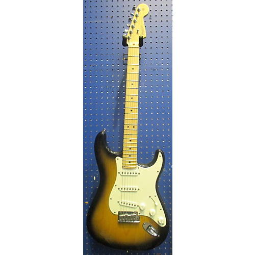 Fender American 50th Anniversary Stratocaster Solid Body Electric Guitar
