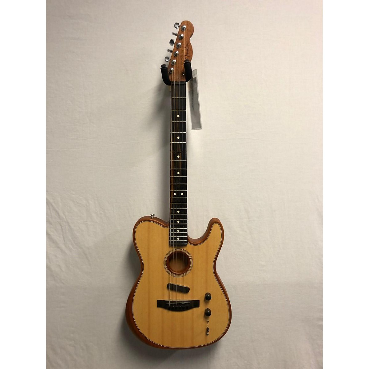 Fender American Acoustasonic Telecaster Acoustic Electric Guitar