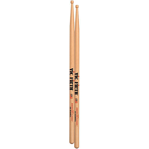 Vic Firth American Classic Drumsticks with Barrel Tip