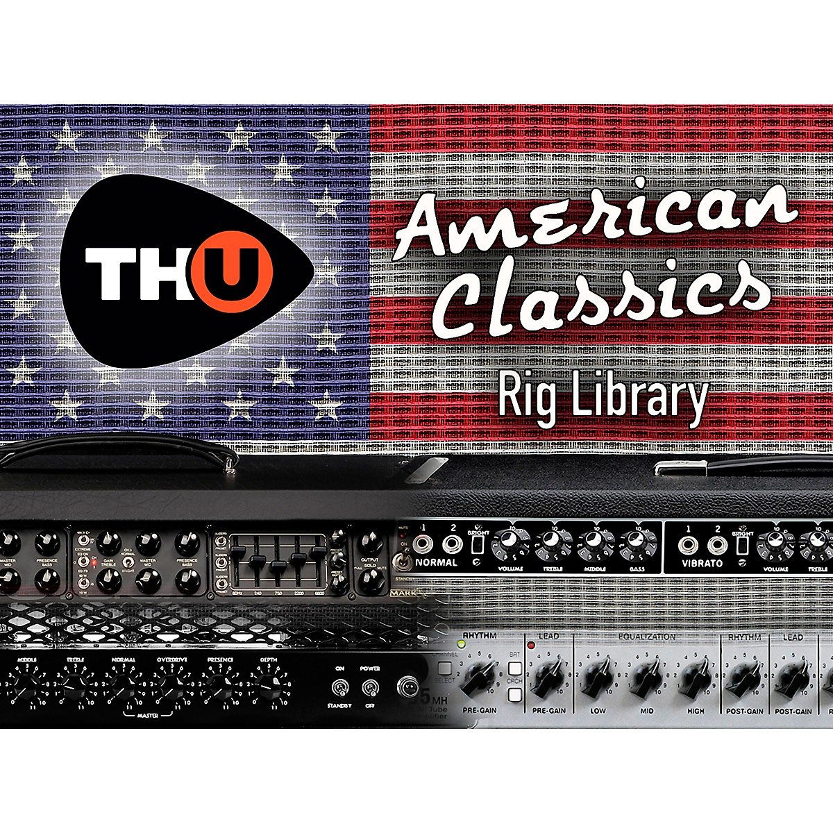 Overloud American Classics - TH-U Rig Library (Download)
