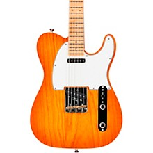 American Custom Telecaster Maple Fingerboard Electric Guitar Honey Burst