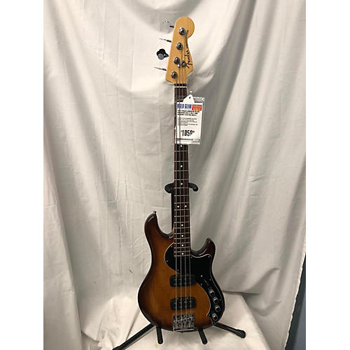 Fender American Deluxe Dimension Bass IV HH Electric Bass Guitar