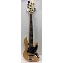 Fender American Deluxe Jazz Bass V Body And Precision Neck Electric Bass Guitar