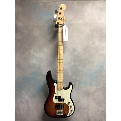 Fender American Deluxe Precision Bass 3 Color Sunburst Electric Bass Guitar
