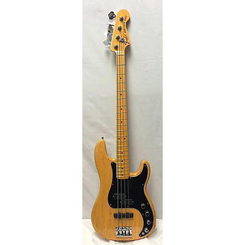 Fender American Deluxe Precision Bass Electric Bass Guitar