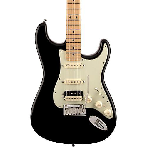 Fender American Deluxe Stratocaster HSS Shawbucker Maple Fingerboard Electric Guitar