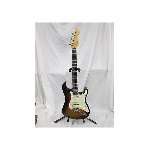 Fender American Deluxe Stratocaster HSS Solid Body Electric Guitar