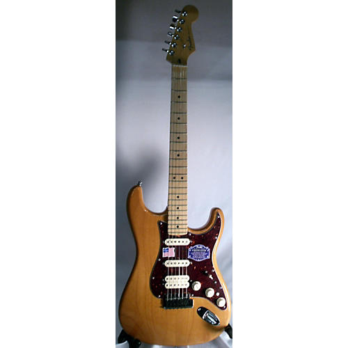 Fender American Deluxe Stratocaster Plus HSS Solid Body Electric Guitar
