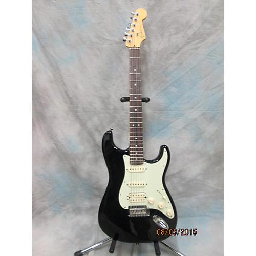 Fender American Design Modern Stratocaster Black Solid Body Electric Guitar
