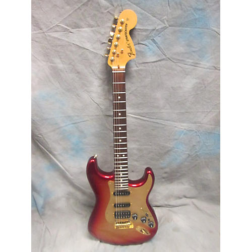 Fender American Design Stratocaster Modern Solid Body Electric Guitar