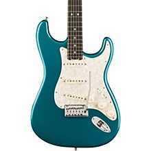 American Elite Stratocaster Ebony Fingerboard Electric Guitar Ocean Turquoise