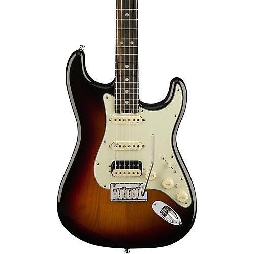 Fender American Elite Stratocaster HSS Shawbucker Ebony Fingerboard Electric Guitar
