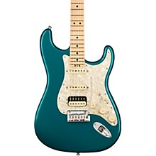 American Elite Stratocaster HSS Shawbucker Maple Fingerboard Electric Guitar Level 2 Ocean Turquoise 190839379313