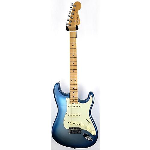 used fender american elite stratocaster solid body electric guitar silverburst guitar center. Black Bedroom Furniture Sets. Home Design Ideas